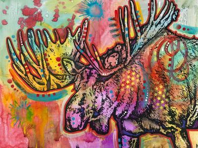 Moose-Dean Russo-Giclee Print