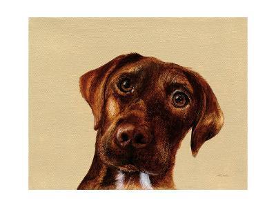 Moose-Patsy Ducklow-Art Print