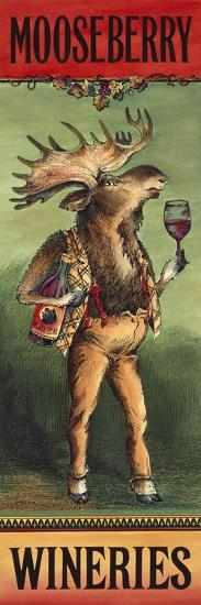 Mooseberry Wineries-Penny Wagner-Premium Giclee Print