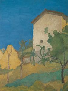 Landscape by Morandi Giorgio