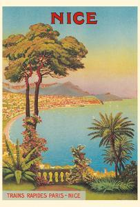 Nice, France - Cote d'Azur - French Riveria by Morel De Tangry