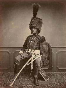 Moret of the 2nd Regiment, 1860