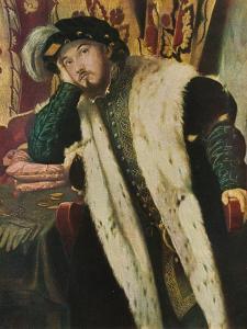 'Portrait of a Young Man', 1540, (1909) by Moretto da Brescia