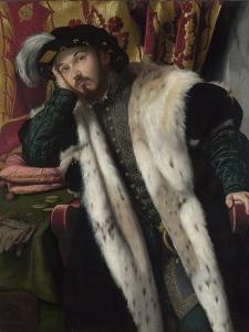 Portrait of a Young Man, C.1540 by Moretto Da Brescia