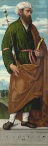 Saint Joseph, C.1540 by Moretto Da Brescia