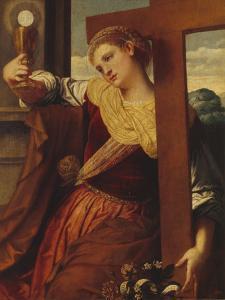 The Allegory of Faith by Moretto Da Brescia