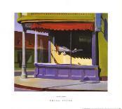 Speedster-Morgan Carver-Framed Art Print