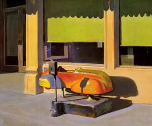 Speedster by Morgan Carver