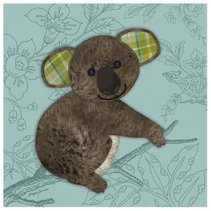 Bashful Bear by Morgan Yamada