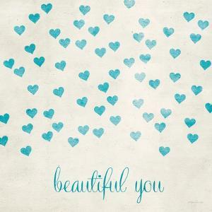 Beautiful You in Blue by Morgan Yamada