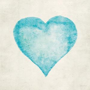 Blue Heart by Morgan Yamada