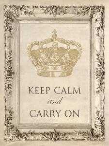 Carry on Royally by Morgan Yamada