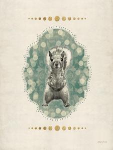 Gentry Squirrel by Morgan Yamada