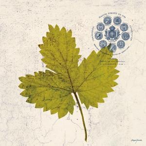 Jade Forest Leaf 2 by Morgan Yamada