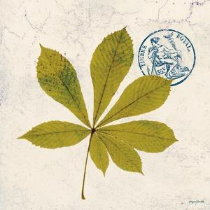 Jade Forest Leaf 3 by Morgan Yamada