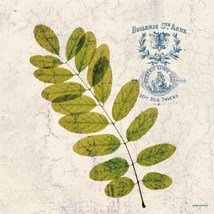 Jade Forest Leaf 4 by Morgan Yamada
