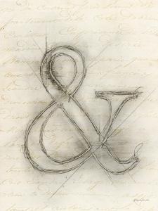 Symbol & in Pen by Morgan Yamada