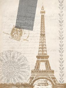 The Details of Eiffel by Morgan Yamada