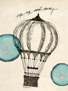 Up and Away in Pen by Morgan Yamada