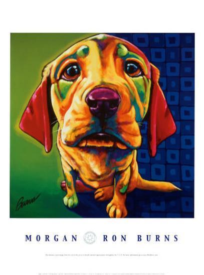Morgan-Ron Burns-Art Print