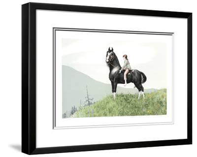 Morgan-Mel Hunter-Limited Edition Framed Print