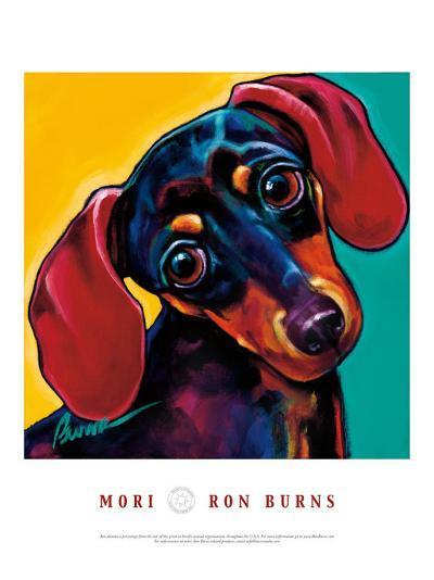 Mori-Ron Burns-Art Print