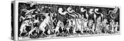 The Hunter's Funeral Procession