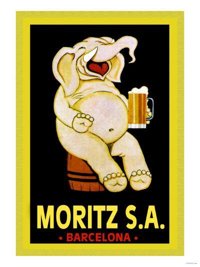 Moritz S.A.--Art Print