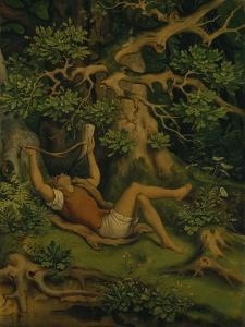In the Woods (Des Knaben Wunderhorn), about 1848 by Moritz Von Schwind
