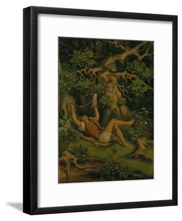 In the Woods (Des Knaben Wunderhorn), about 1848