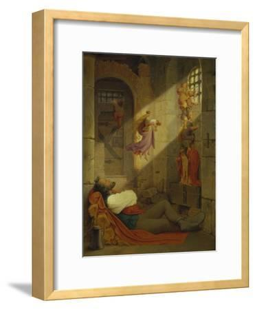 The Dream of the Prisoner, 1836