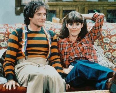 Mork & Mindy (1978)--Photo