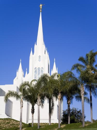Mormon Temple in La Jolla, San Diego County, California, United States of America, North America-Richard Cummins-Photographic Print