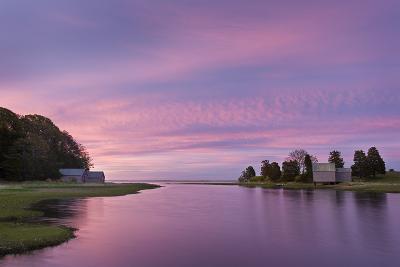 Morn at Salt Pond-Michael Blanchette-Photographic Print