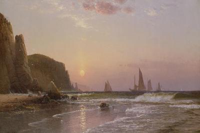 Morning at Grand Manan, 1878-Alfred Thompson Bricher-Giclee Print