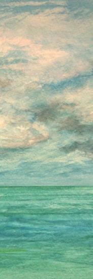 Morning Calm 2-Peter Laughton-Art Print