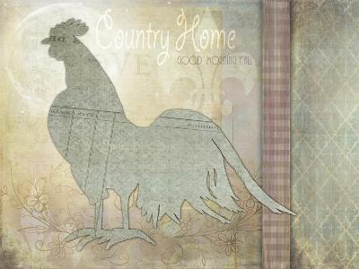 Morning Chicken 3-LightBoxJournal-Giclee Print
