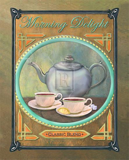 Morning Delight-Jan Sacca-Art Print