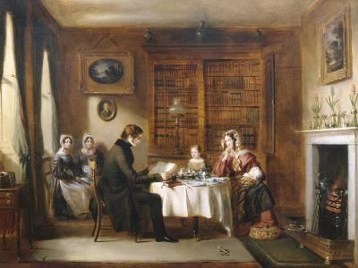 Morning Devotions-Edward Prentis-Giclee Print