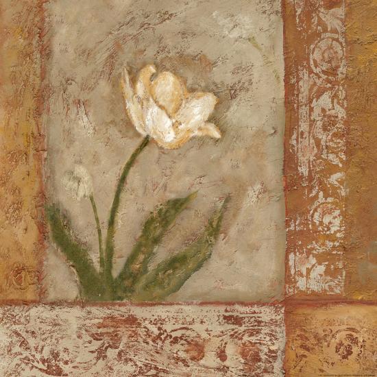 Morning Floral I-Bagnato Judi-Art Print