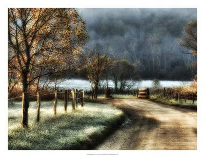 Morning Frost-Danny Head-Giclee Print