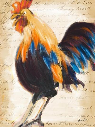 Morning Glory II-Jane Slivka-Premium Giclee Print