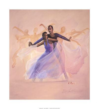 Morning Glory-Laverne Ross-Art Print