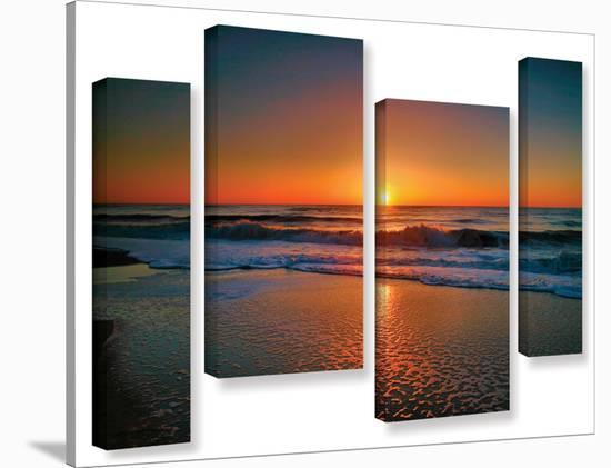 Morning Has Broken Ii, 4 Piece Gallery-Wrapped Canvas Staggered Set-Steve Ainsworth-Gallery Wrapped Canvas Set
