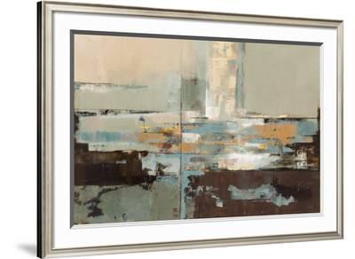 Morning Haze-Silvia Vassileva-Framed Art Print
