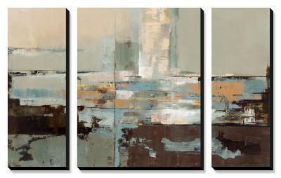 Morning Haze-Silvia Vassileva-Canvas Art Set