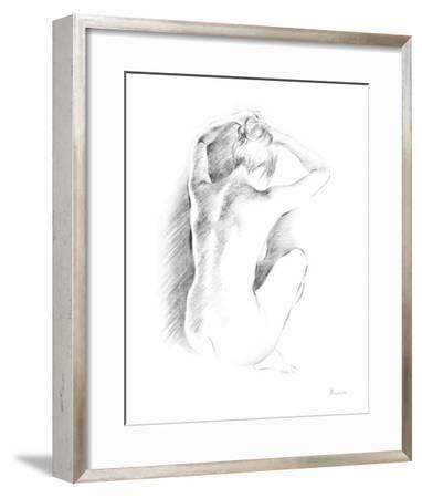 Morning I-Deborah Pearce-Framed Art Print