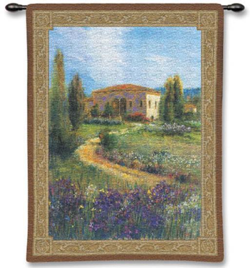 Morning in Spain-Michael Longo-Wall Tapestry
