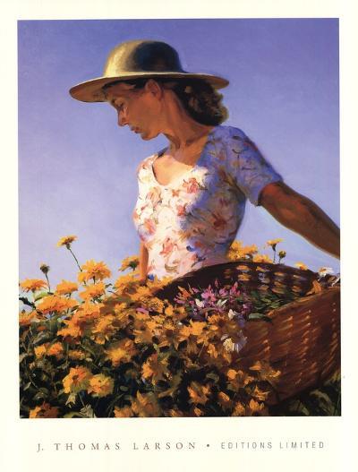 Morning Light-Thomas J. Larson-Art Print