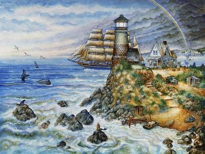 Morning Light-Bill Bell-Giclee Print
